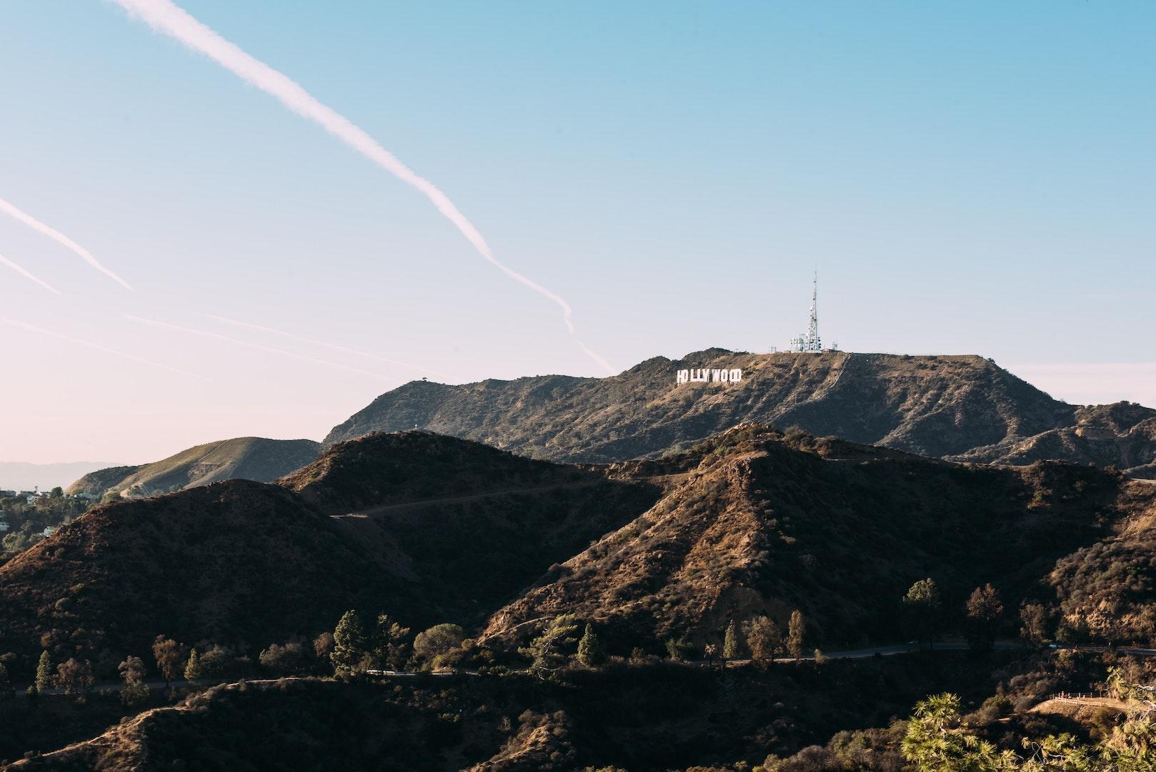 blue-sky-daylight-hollywood-305256